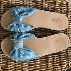 Kate spade sandal size 7 1/2 EUC